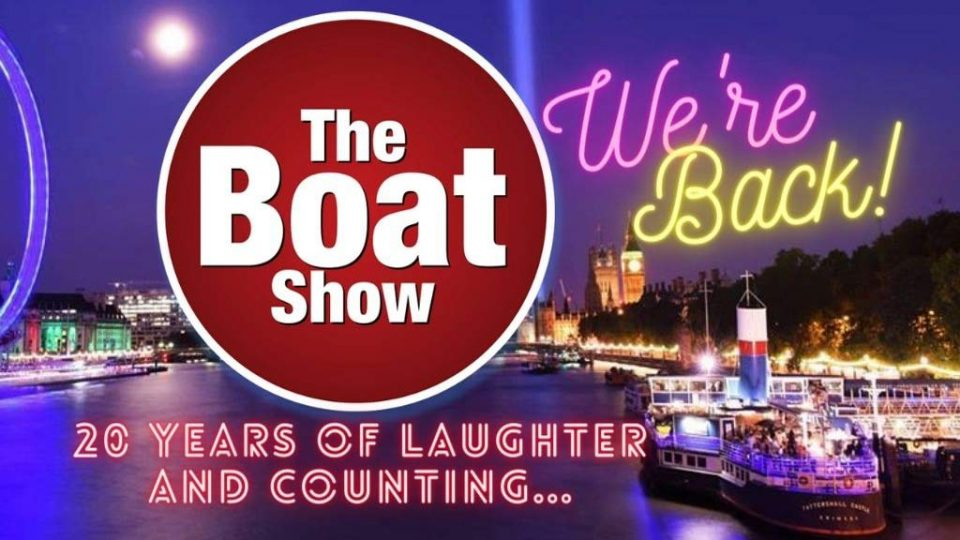 the boat show returns image