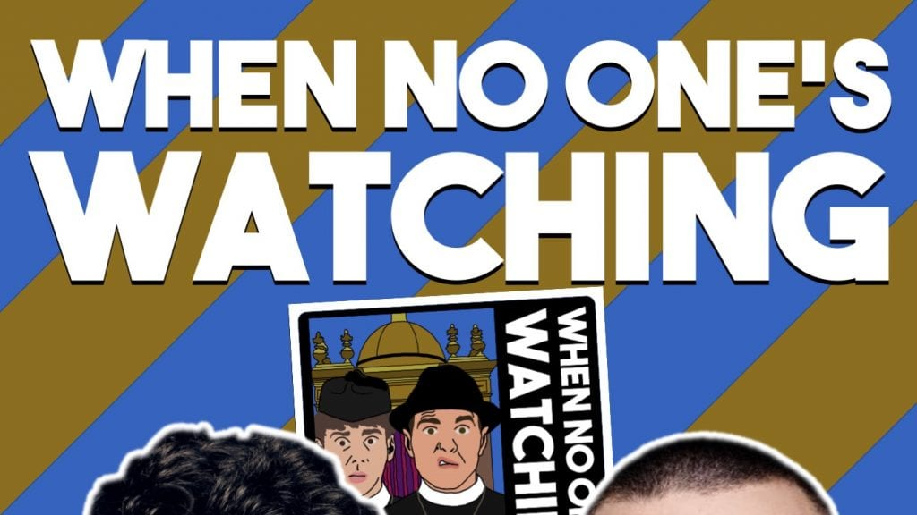 Matt Richardson returns for Series 2 of 'When No One's Watching'
