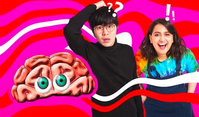 Ken Cheng announced as host of CBBC's Don't Blame Me Blame My Brain