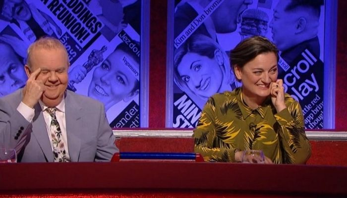 Zoe Lyons returns to Have I Got News for You (Fri 7th May)