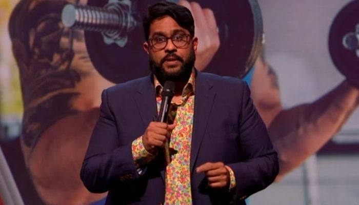 Eshaan Akbar on Mock the Week – watch on BBC iPlayer Now