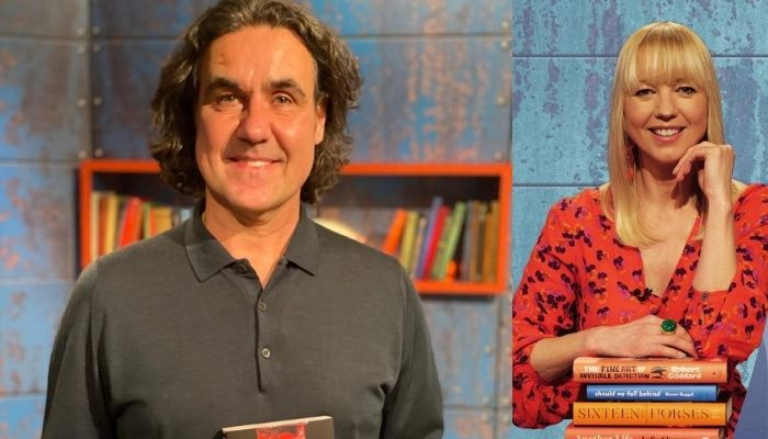Micky Flanagan on BBC2's 'Between the Covers' Tues 15th June