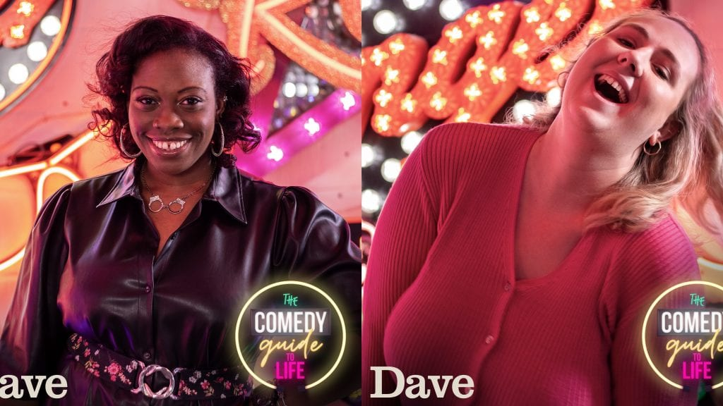 Helen Bauer & Sikisa star in comedy shorts for Dave