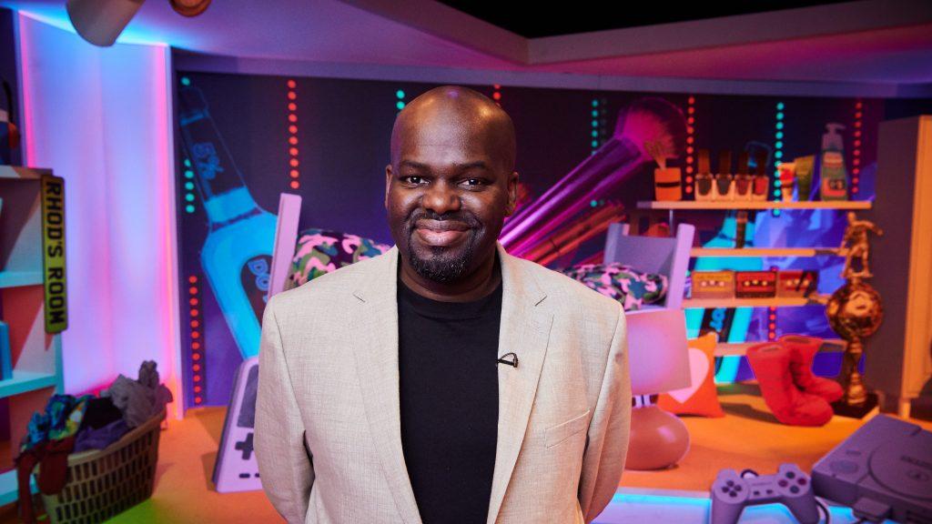 Daliso Chaponda on 'QI' & 'Rhod Gilbert's Growing Pains' this week